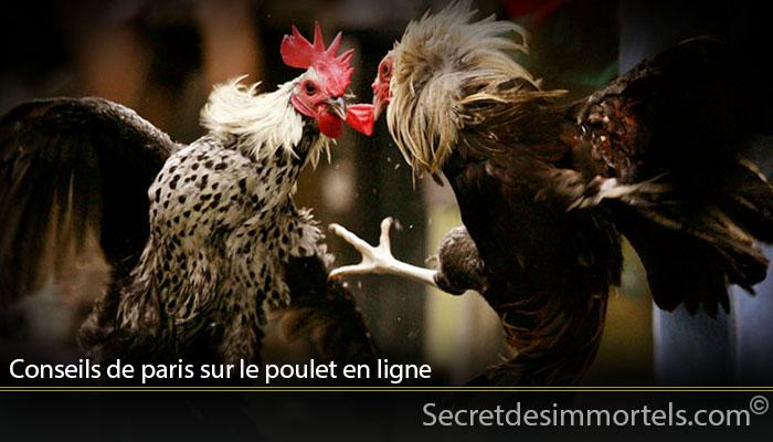 Conseils de paris sur le poulet en ligne