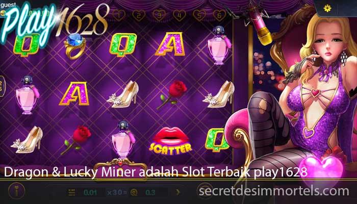 Gold Dragon & Lucky Miner adalah Slot Terbaik play1628